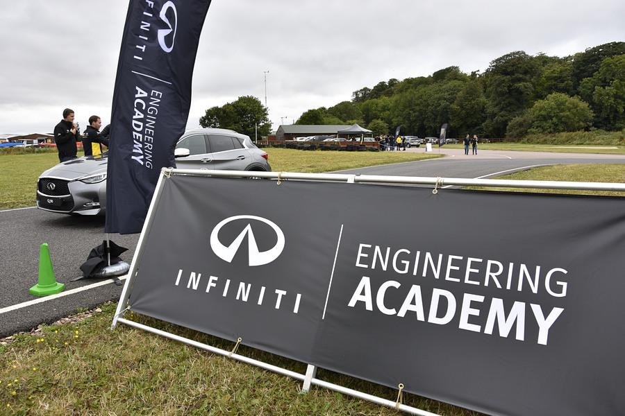 Photo of Infiniti Engineering Academy Iscrizioni 2017