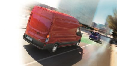 Photo of Ford Transit Frenata Automatica Salva Pedoni