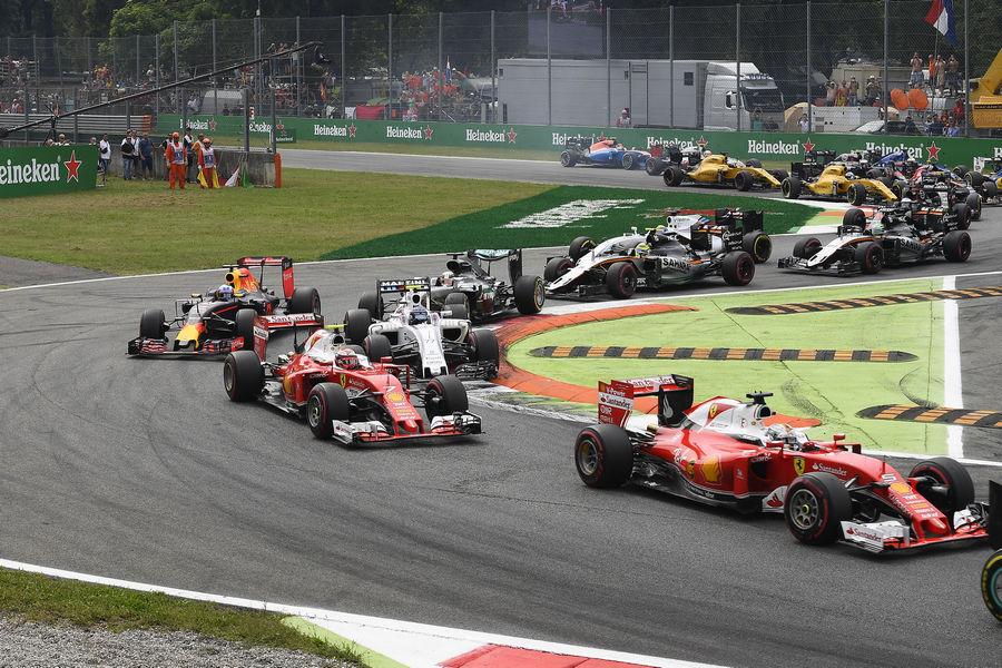 Photo of F1 Gp Italia Monza 2017 Info Biglietti