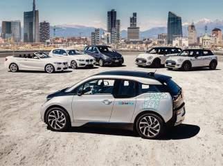 DriveNow-Milano-BMW-i3-2