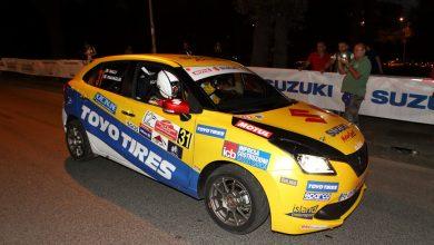 Photo of Suzuki Baleno Sr Debutto al Rally di Roma 2016