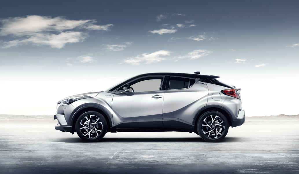 Photo of Toyota C-Hr e King Of The Flow: Vince Alessio Sakara