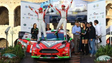 Photo of Ford Campione Italiano Rally Costruttori 2016