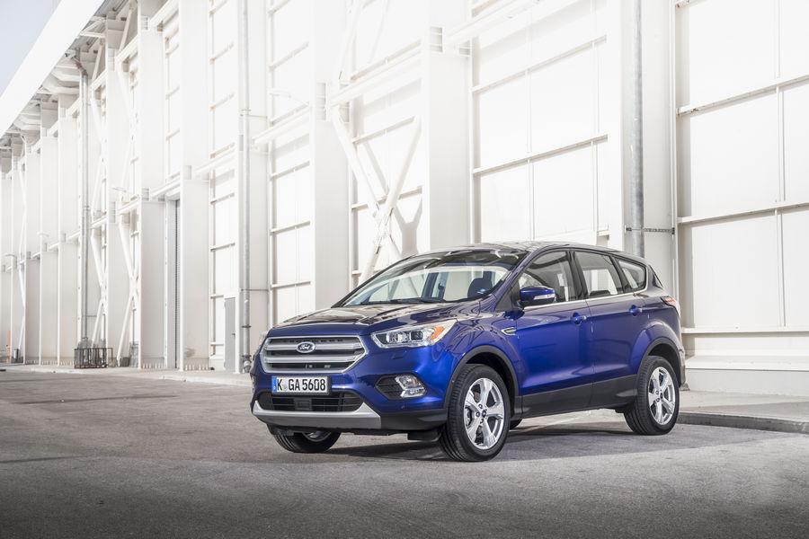 Photo of Nuova Ford Kuga