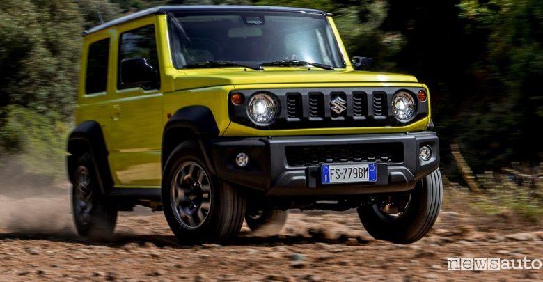 Suzuki 4×4 Allgrip