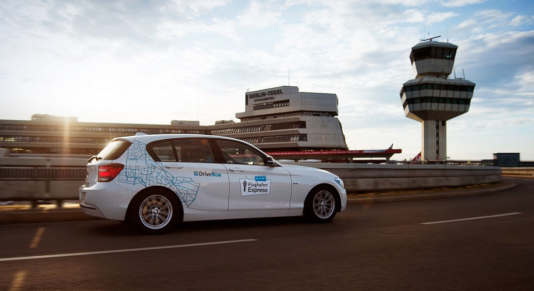 Photo of Drivenow Car-Sharing Milano Linate