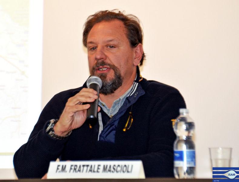 Il Prof. Fabio Massimo Frattale Mascioli, Responsabile del Polo per la Mobilità Sostenibile Sapienza Università di Roma