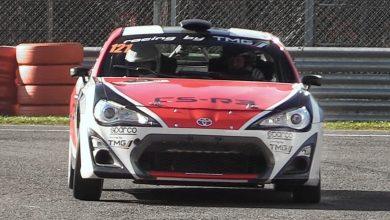 Photo of Toyota al Monza Rally Show