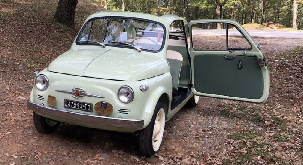 Fiat 500 60 Anni Forever Young Newsauto It