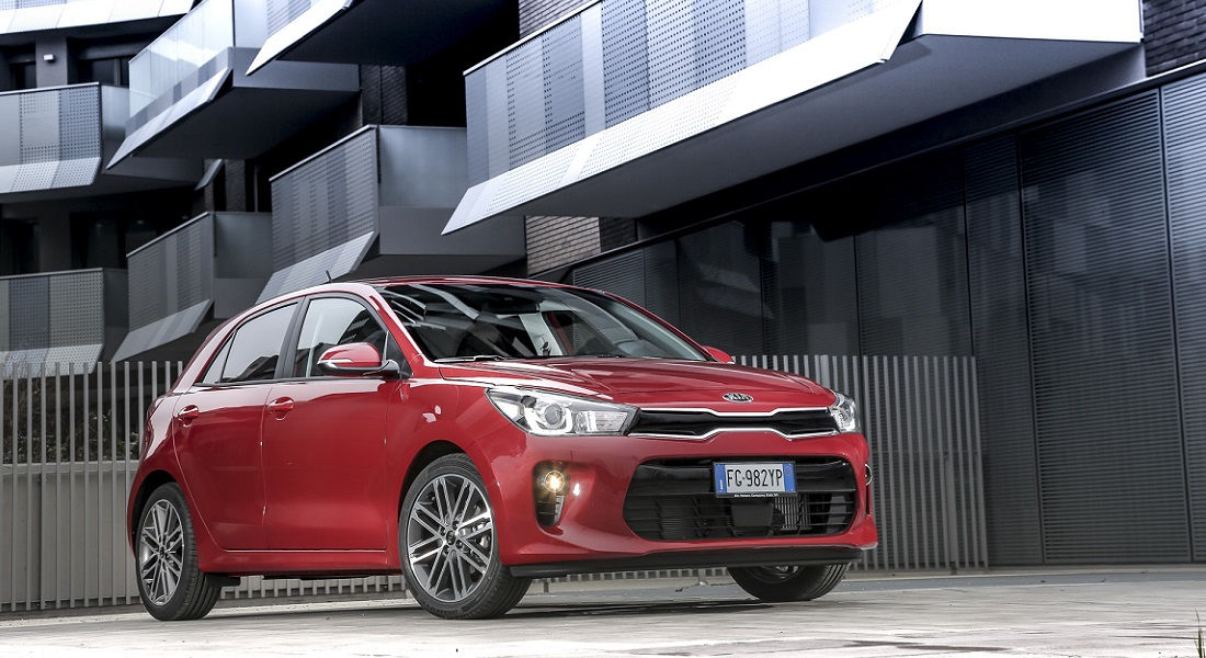 Photo of Nuova Kia Rio 2017 La Prova