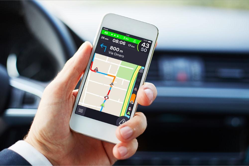 Photo of Coyote App per Smartphone