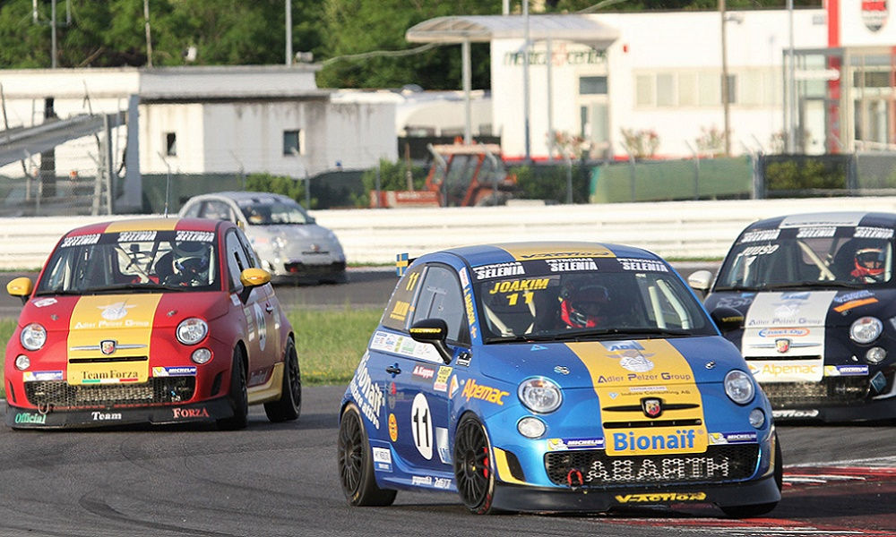 Photo of Trofeo Abarth Selenia 2017 Misano