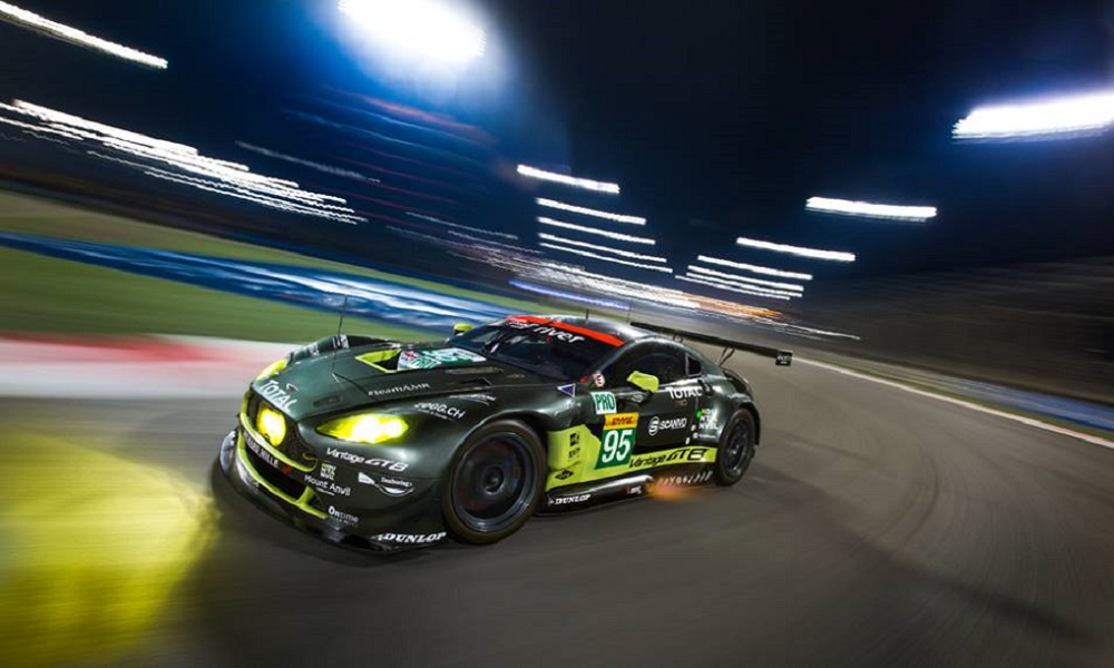 Photo of Aston Martin Vantage Gte Dunlop
