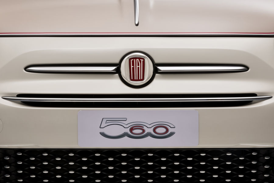 Photo of Fiat 500 60 Anni Forever Young