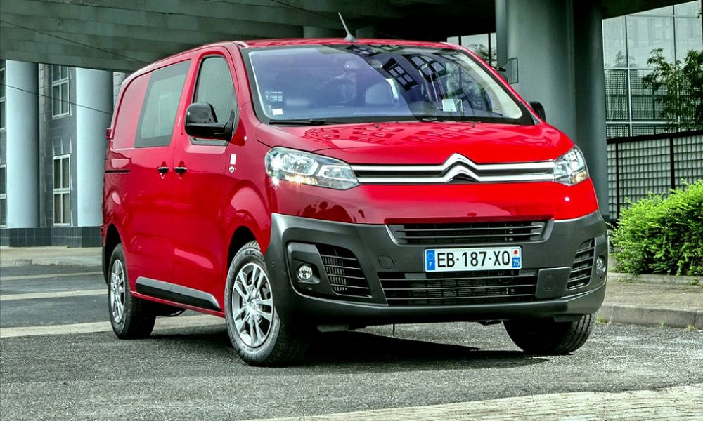 Photo of Nuovo Citroën Jumpy Le Caratteristiche