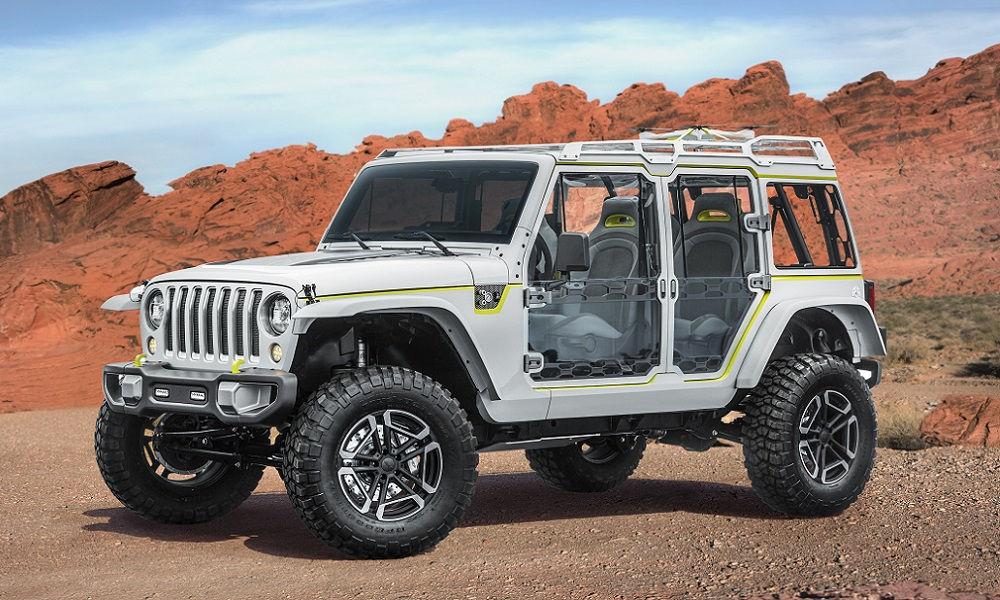 Photo of Easter Jeep Safari Concept 2017