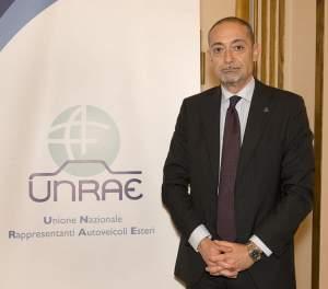 Michele Crisci Presidente UNRAE