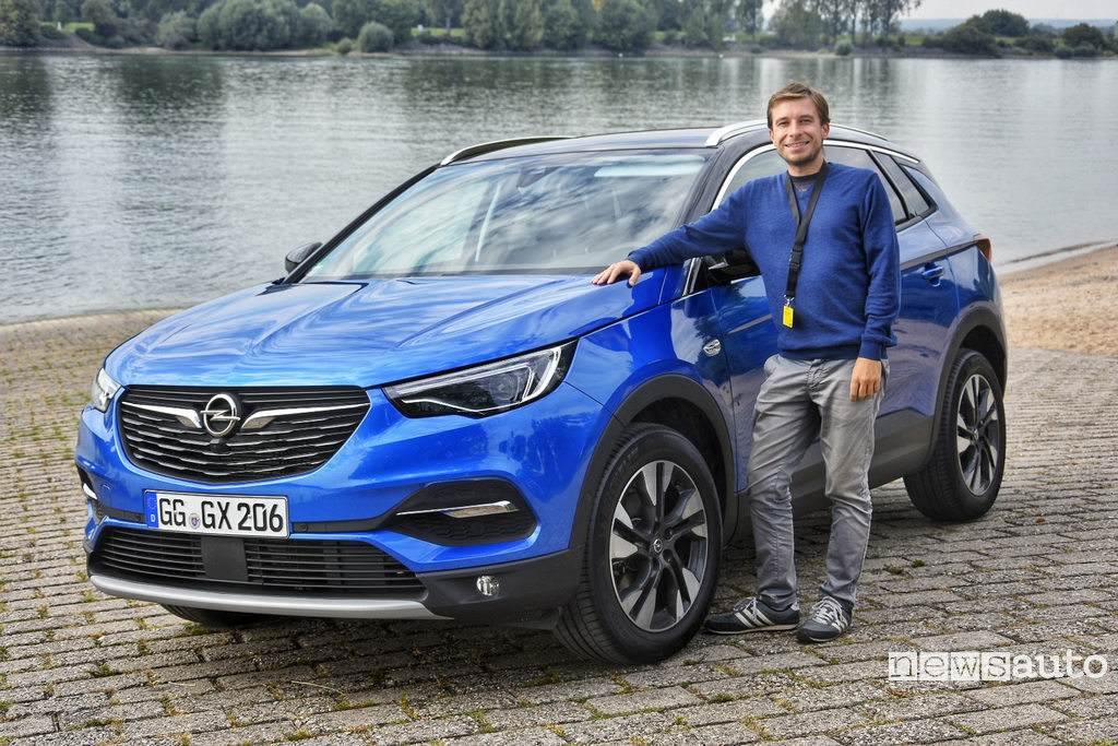 Photo of Nuovo Opel Grandland X