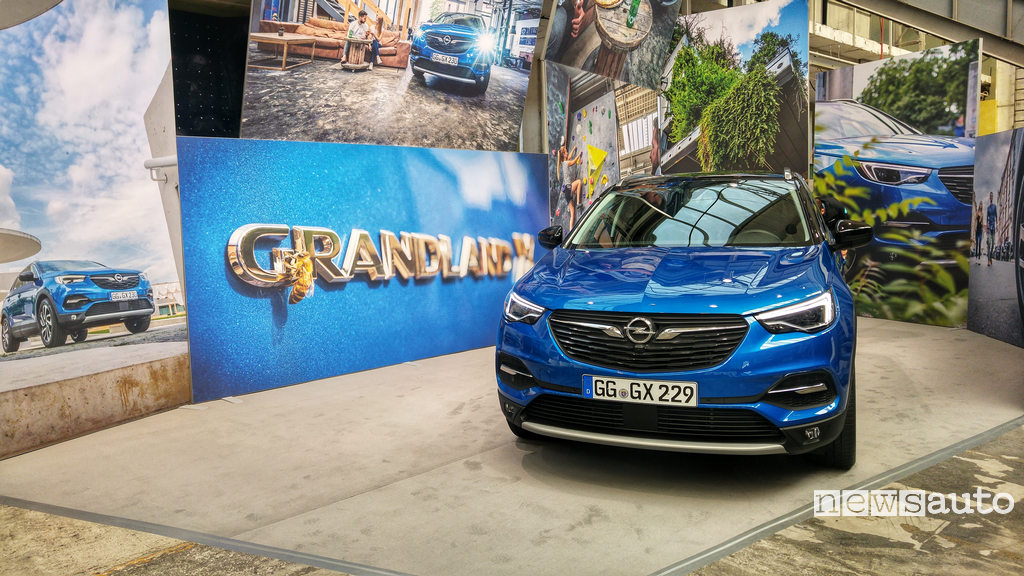 Photo of Le foto del nuovo Opel Grandland X