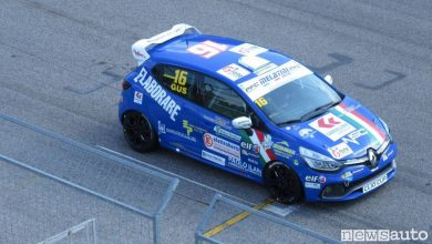 Photo of Clio Cup Italia Sandrucci campione
