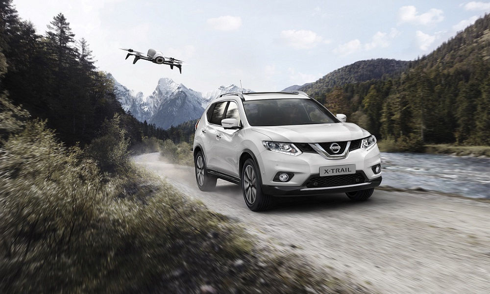 Photo of Nuovo Nissan X-Trail