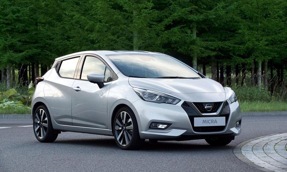 Photo of Nissan Micra per Neopatentati
