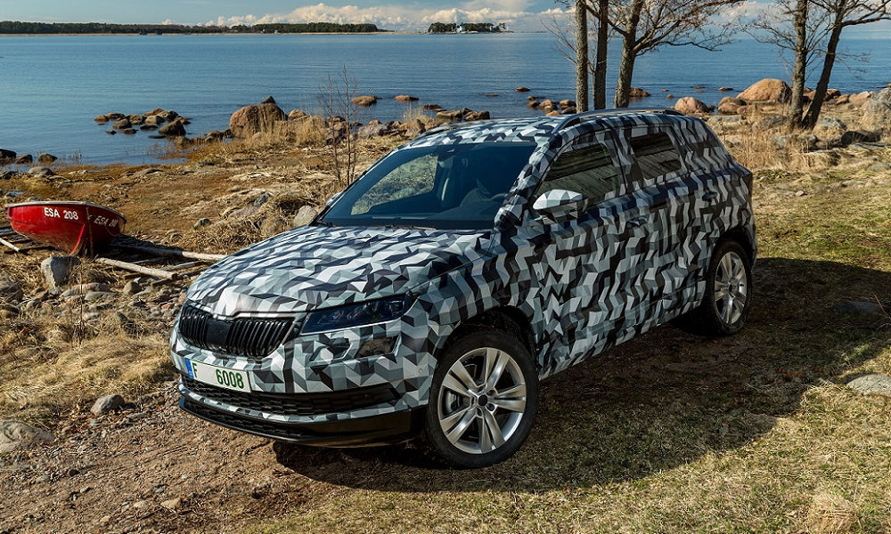Photo of Il Nuovo Suv Škoda Karoq