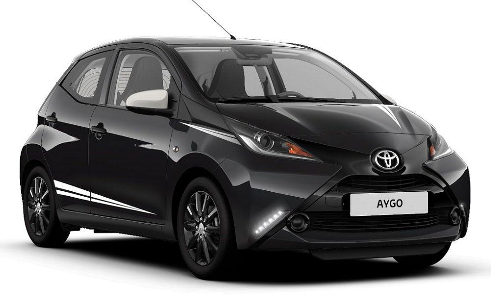 Photo of Toyota Aygo X-Black