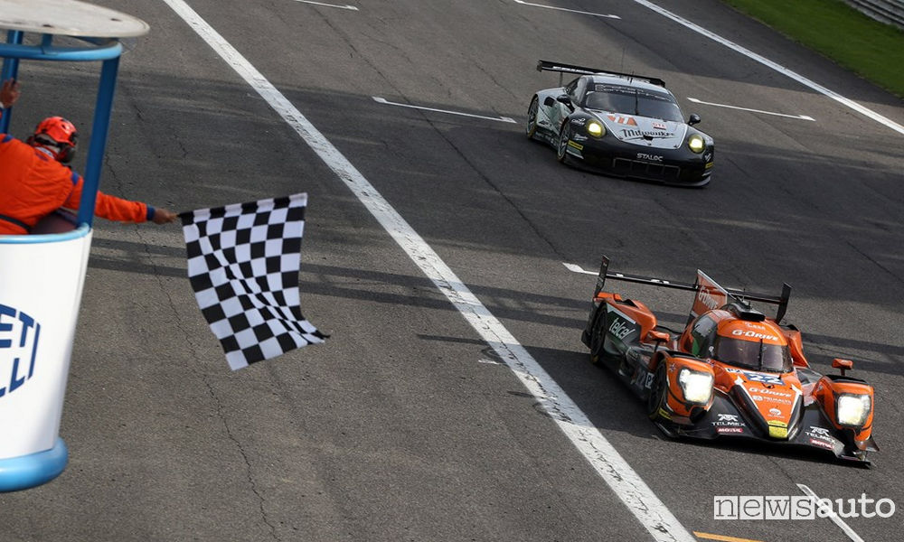 Photo of 4 Ore di Monza Elms La Gara