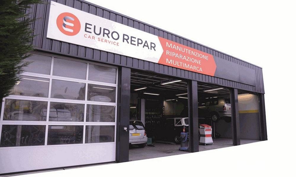 Photo of Psa Ricambi Euro Repar Car Service Autopromotec 2017