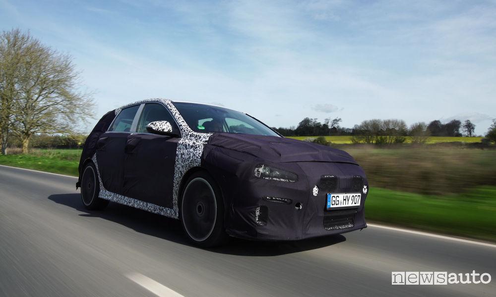 Photo of Hyundai I30N Test su Strada Video