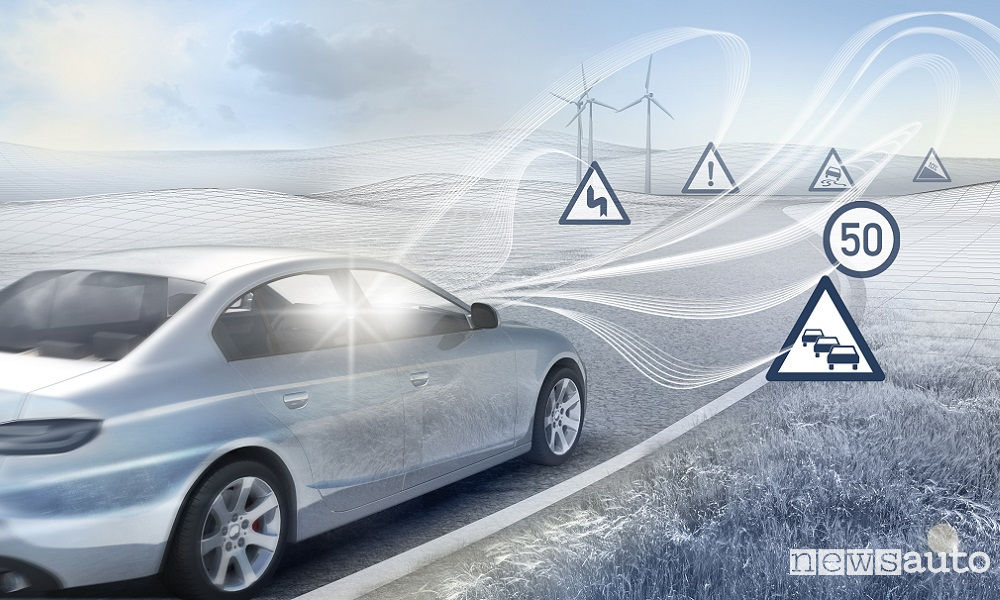 Photo of Componenti Bosch Guida Autonoma