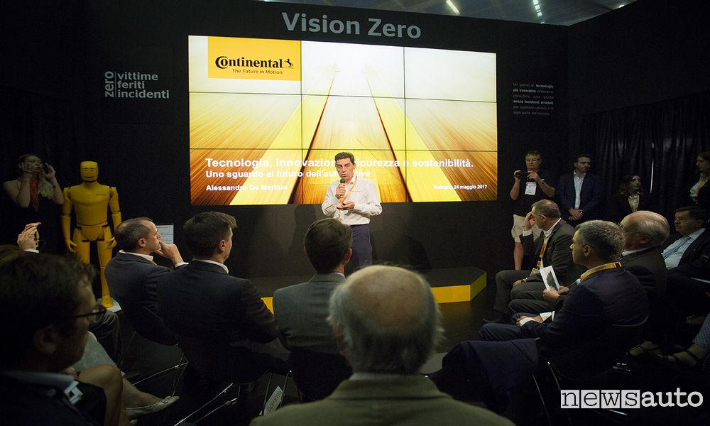 Photo of Continental Vision Zero Autopromotec