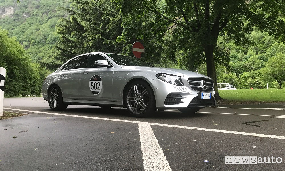 Photo of Mercedes-Benz Classe e Audax Milano-Stoccarda