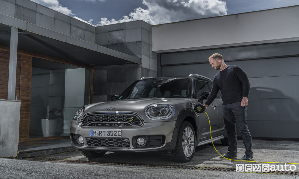 Photo of Mini Cooper S e Countryman All4