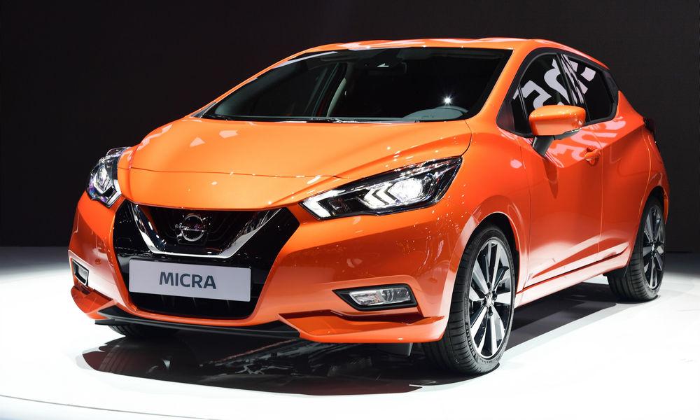 Micra Gen5 at Paris Motor Show 2016