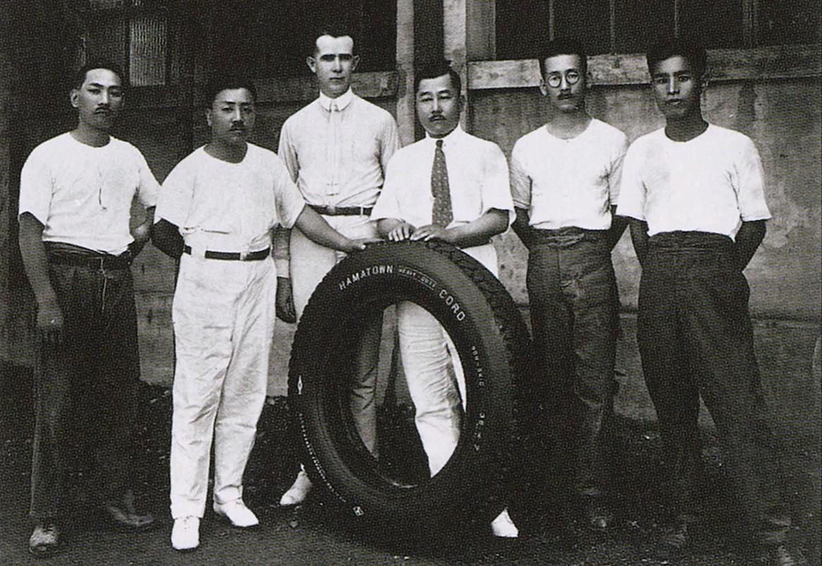 Photo of Yokohama Pneumatici 100 Anni di Storia