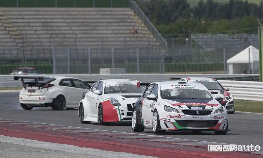 CIT-2017-Misano-Gara-2-Peugeot-308-Racing-Cup