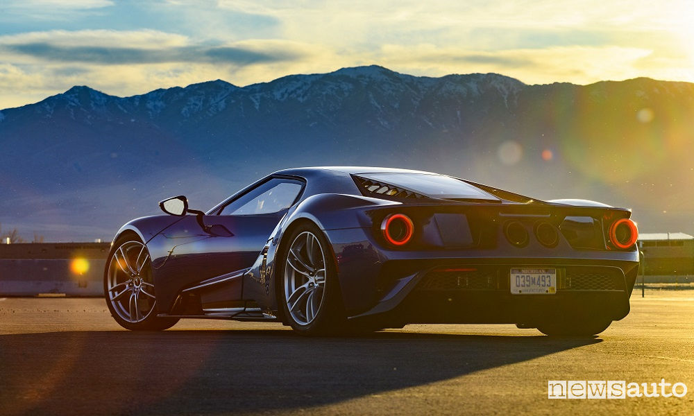 Photo of Ford al Festival Of Speed di Goodwood