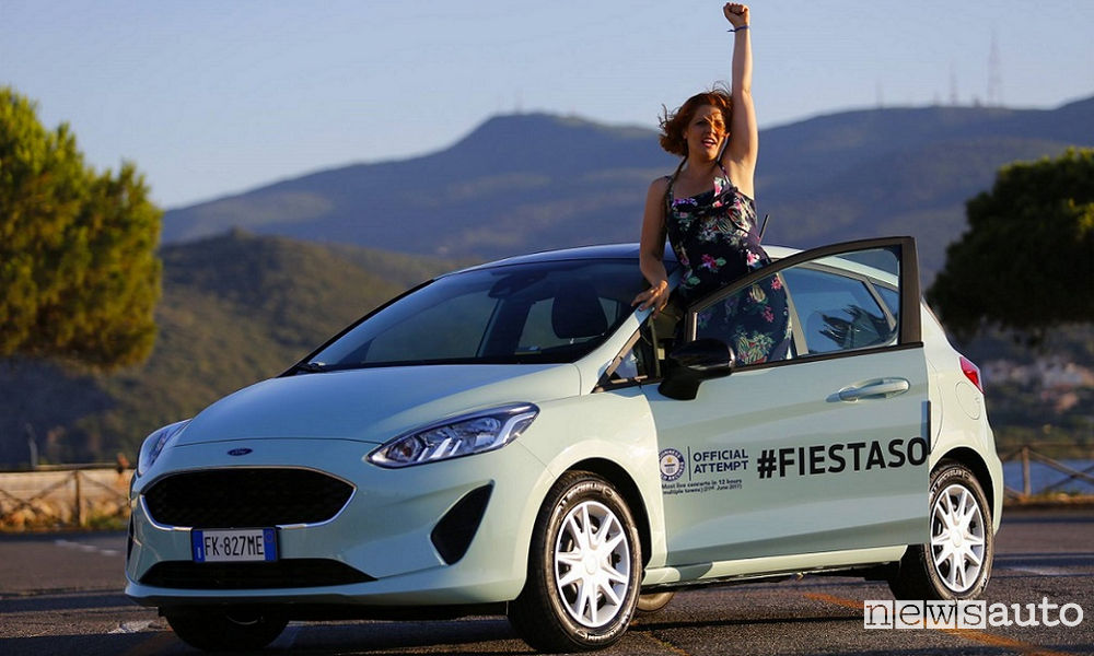 Photo of Fiesta Sound Record Ford