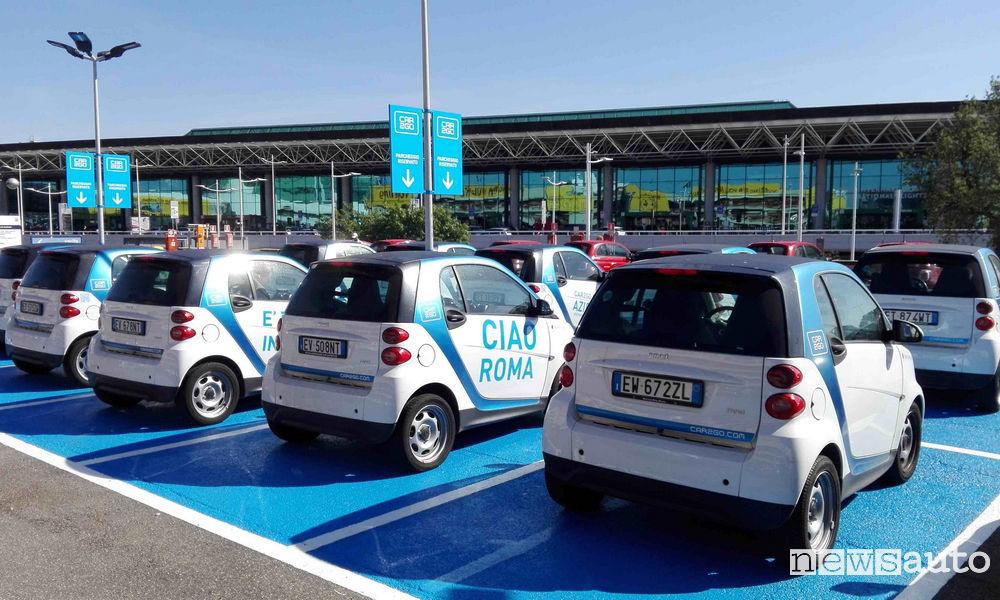 Photo of Car2Go Car-Sharing Roma Fiumicino
