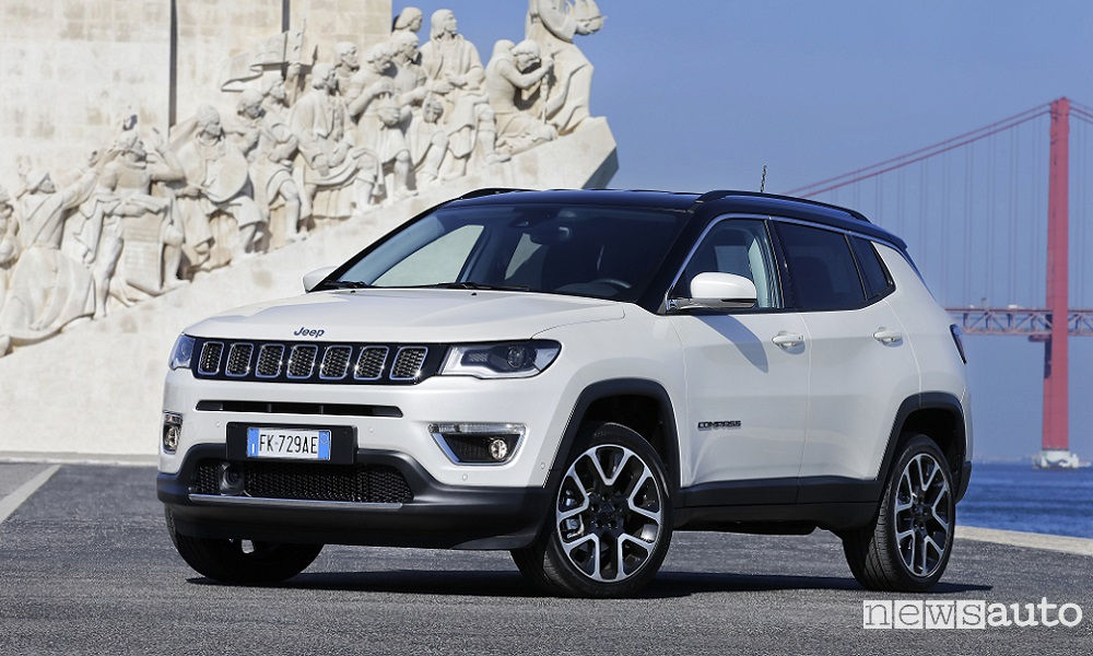 Photo of Nuova Jeep Compass