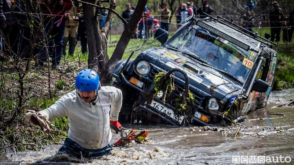 Photo of Rainforest Challenge East Russia