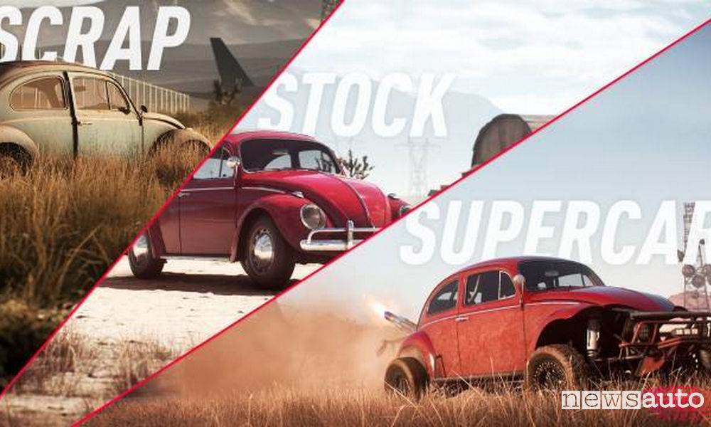 Photo of Video trailer Need for Speed Payback – Personalizzazione
