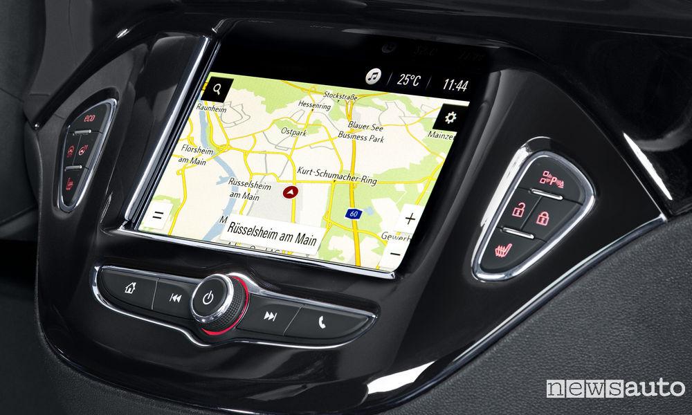 Photo of Opel Navi 4.0, 5.0 IntelliLink e FlexDock base per telefono in auto