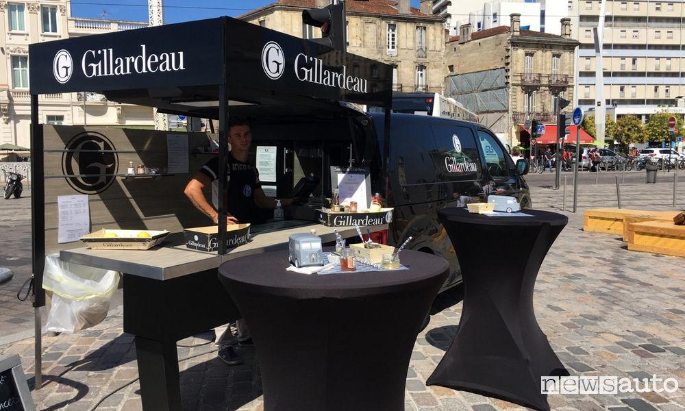 Photo of Le foto del Concept Peugeot Expert Foodtruck