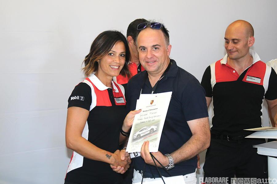 Valentina Albanese e Giovanni Mancini