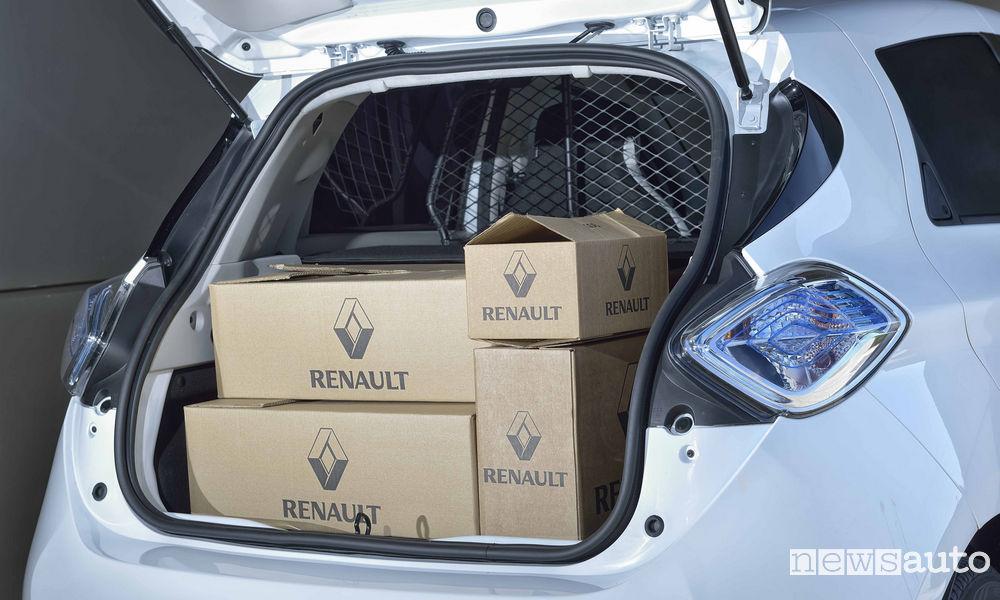 Photo of Renault Zoe Van