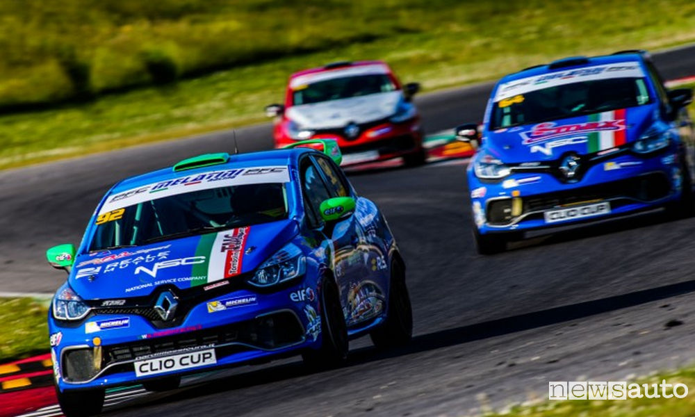 Photo of Clio Cup Italia Vallelunga
