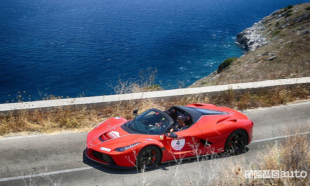 Photo of Raduno Ferrari Cavalcade Puglia